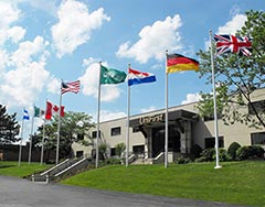 UniFirst corporate headquarters in Wilmington Massachusetts