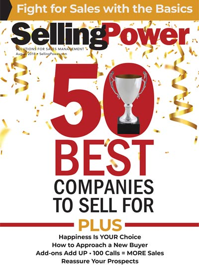 Selling Power Magazine