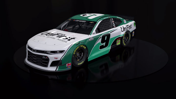 Video: New UniFirst No. 24 Chevrolet ZL1 1LE