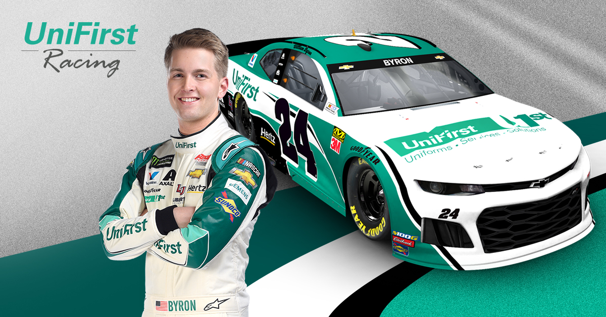 Unifirst Racing Official Page