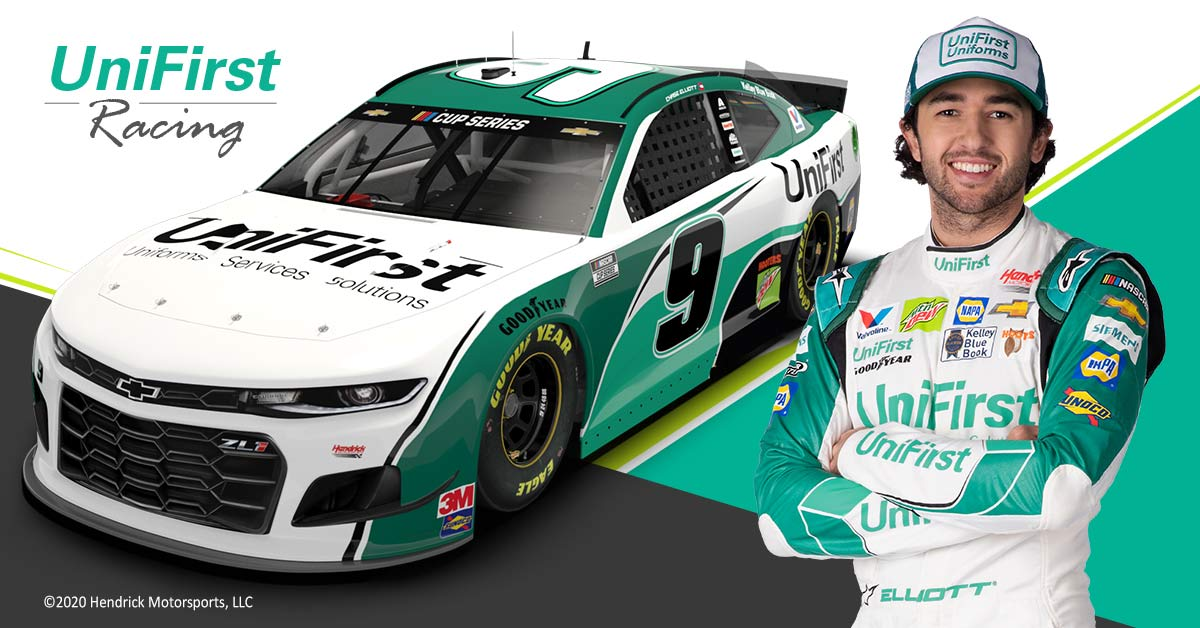 UniFirst Becomes a Primary Sponsor of NASCAR Driver Chase ...