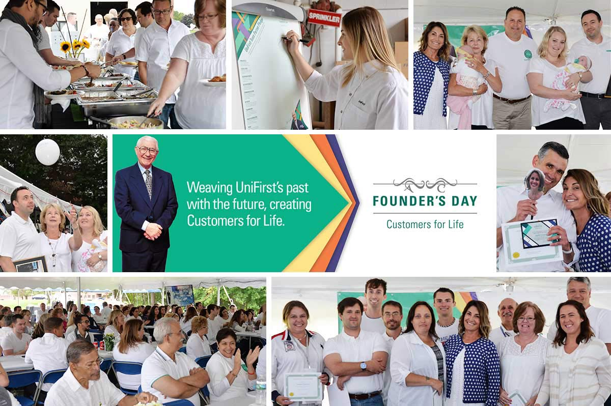 UniFirst celebrates founders day