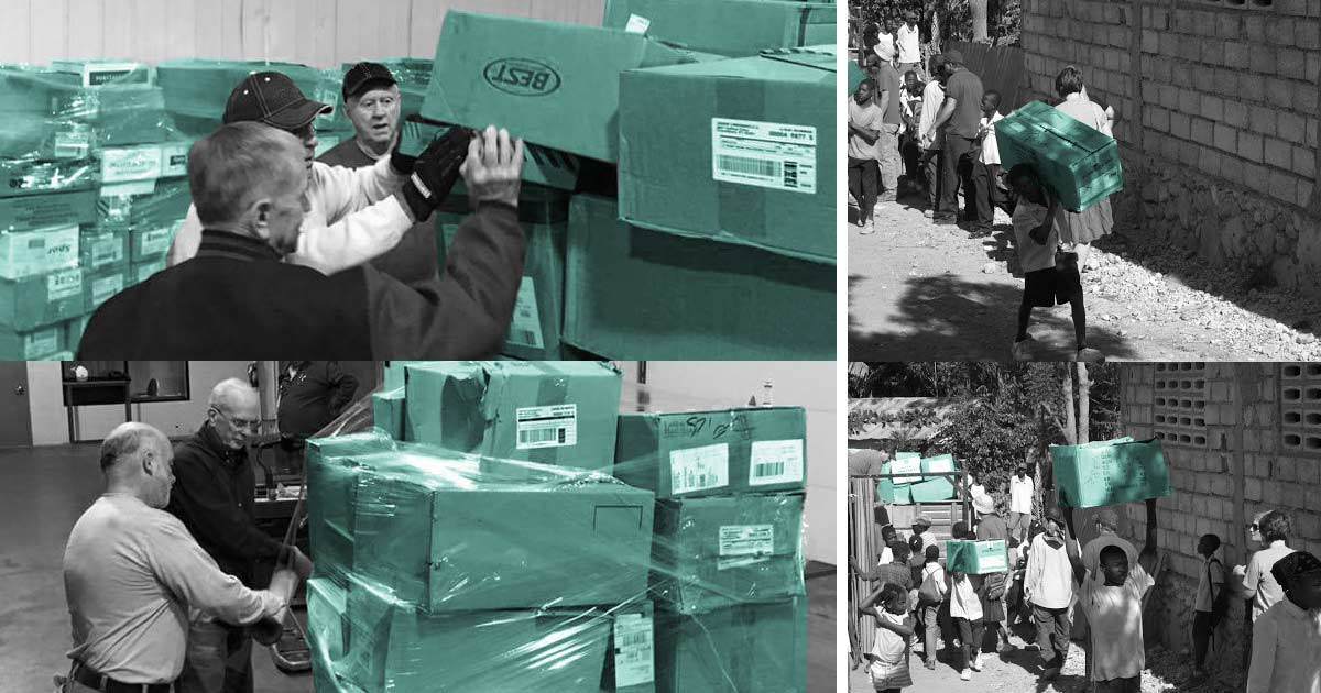 Unifirst Donates 850 000 In Clothing To Global Outreach
