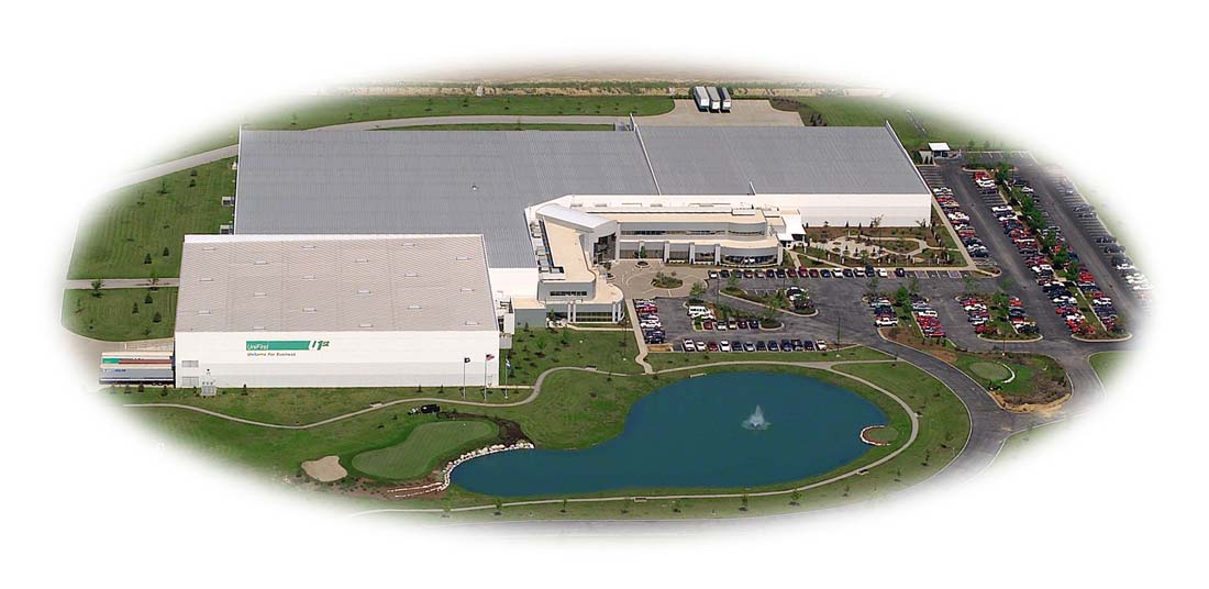 UniFirst's state-of-the-art distribution center in Owensboro, KY.
