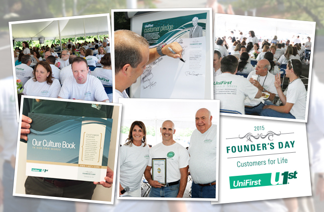Unifirst Celebrates Founder S Day Recognizes Ceo S 50 Years