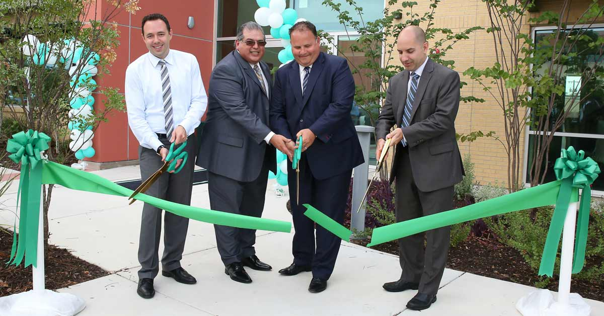 UniFirst cuts ribbon on new 34,000 square foot customer service center in San Antonio