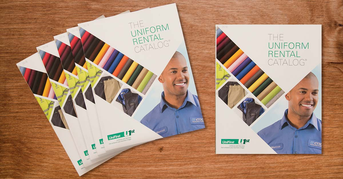 UniFirst Wins APEX Award for Publication Excellence for The Uniform Rental Catalog®