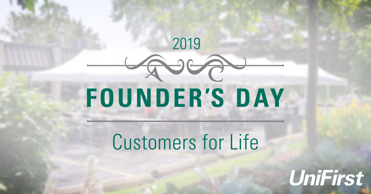 UniFirst Founders Day 2019
