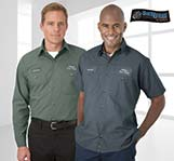 Innovative work clothing for comfort and style