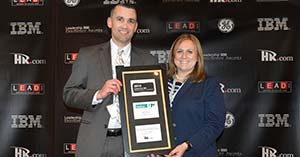 UniFirst receives award for leadership and careers development