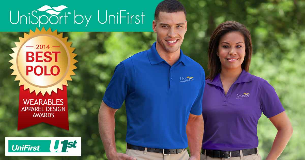 Unifirst Named Winner In Apparel Design Awards With New