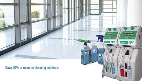 Video: Cleaning Solution Dispensing Services