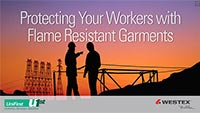 FR Clothing Protects Workers