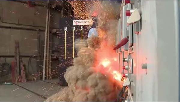Video: Arc Flash Testing of Flame Resistant Workwear