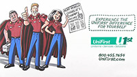 Gain a Competitive Edge with UniFirst