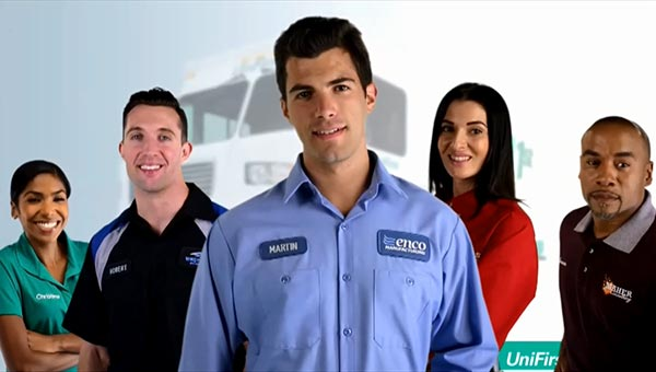Uniforms, Work Clothing, Uniform Rental, Facility Services