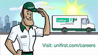 Route Sales representative Careers at UniFirst Video