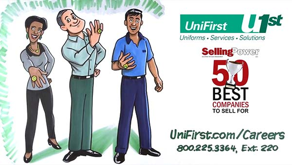 Video: Sales Careers at UniFirst