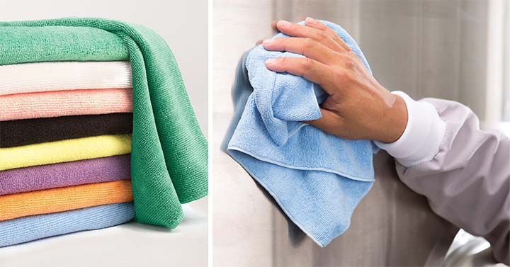 Microfiber Towel Rental Services