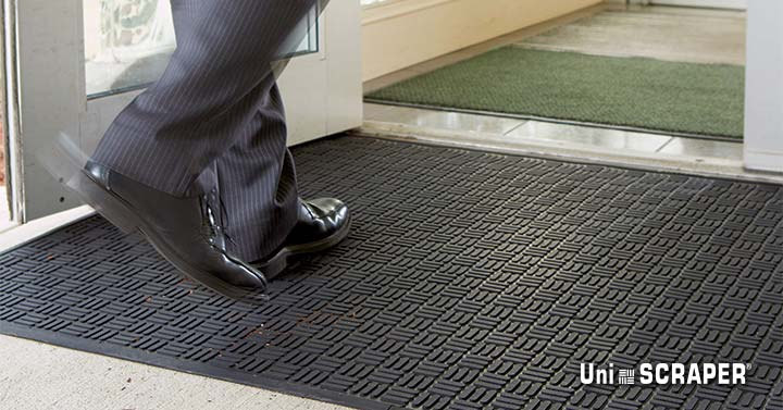 Keep Dirt And Grime Outside Made Exclusively By Unifirst
