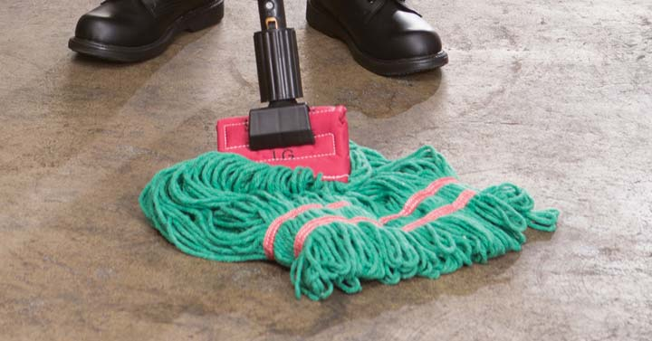 Unimop Wet And Dry Mop Services Dust Mop Services