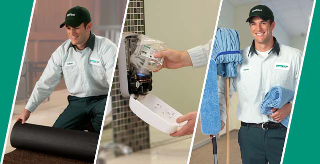 Facility services for many industries