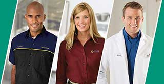 Uniforms and workwear for any industry