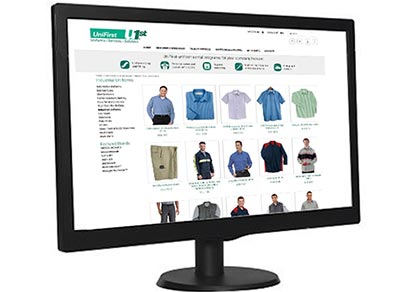 Visit the UniFirst Online Rental Catalog