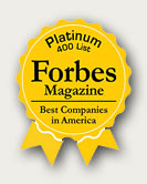 Forbes Magazine Best Companies List