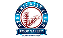 TRSA Food Safety Certified