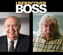 UniFirst President & CEO Ron Croatti on Undercover Boss