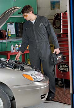 Car Repair from Toyota Auto News