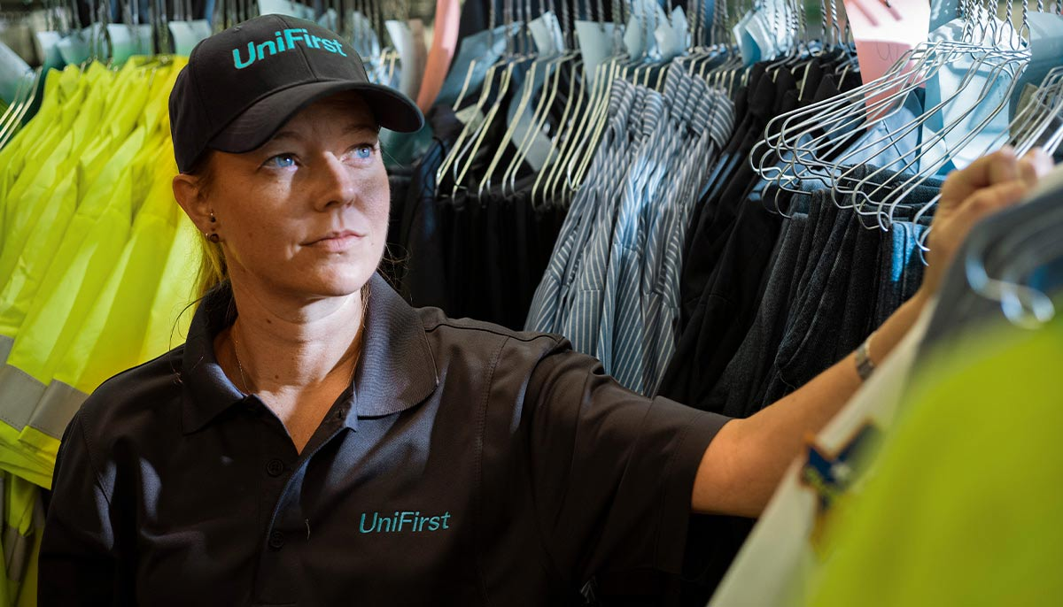 Uniforms For All Industries Unifirst